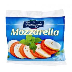 Sūris Mozzarella 45 %  Vokietija, 220g/125g