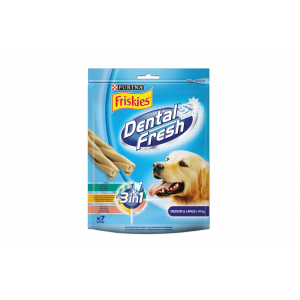 Užkandis šunim FRISKIES Dental Fresh, 180 g