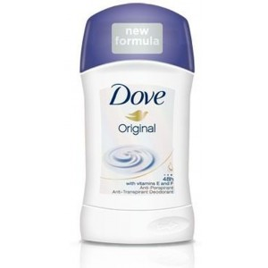 DOVE piešt. deozodorantas ORIGINAL, 40 ml