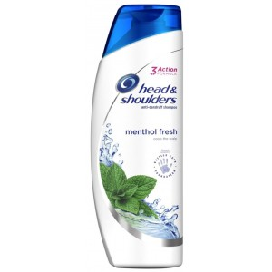 Šampūnas HEAD & SHOULDERS Menthol , 250 ml