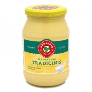 Majonezas Tradicinis 40% KKF, 450 ml / 430 g
