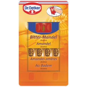 Migdolų aromatas DR.OETKER, 4x2 ml