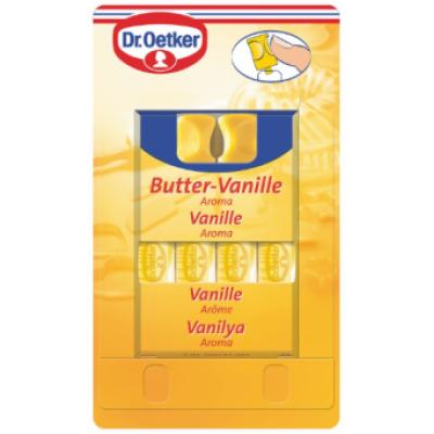 Vanilės aromatas DR.OETKER, 4x2 ml