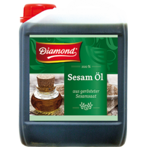 Sezamų aliejus Diamond, 2,5 L