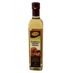 Aliejus graikinių riešutų, 500 ml