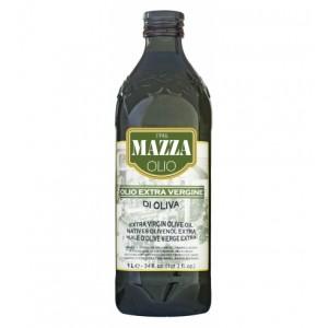 Alyvuogių aliejus Extra Virgin  MAZZA (stiklas), Italija, 1 L