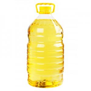 Saulėgrąžų aliejus rafinuotas, 5 L