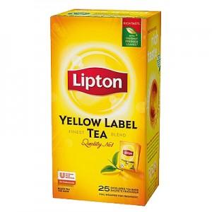 Arbata Lipton 25 vnt