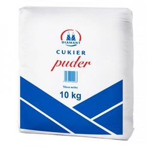 Cukraus pudra, 10 kg