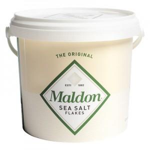 Druskos jūros dribsniai Maldon 1,5 kg