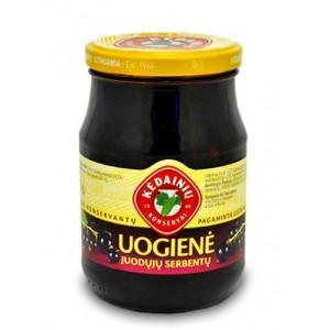 Uogienė juodųjų serbentų KKF, 430 g
