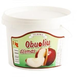 Džemas obuolių Vilroka, 1 kg