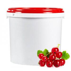 Džemas raudonųjų serbentų, 11 kg