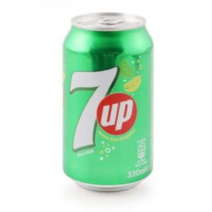 Gėrimas 7UP, 330 ml