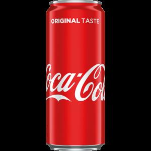 Gėrimas Coca Cola, 330 ml