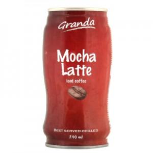 Šaltos kavos gėrimas Granda Mocha Latte, 240 ml