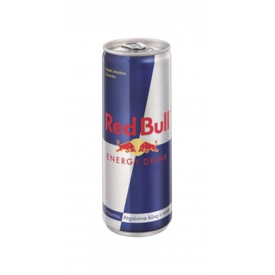 Energinis gėrimas Red Bull,  250 ml