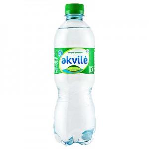 Mineralinis vanduo lengvai gazuotas AKVILĖ, 500 ml