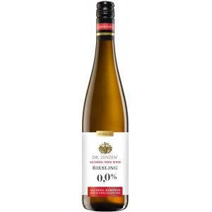 Nealk. vynas DR. ZENZEN RIESLING 0%, balt. saus., 0,75L
