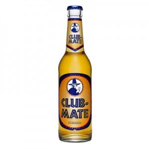 Energinis gėrimas Club-Mate, 330 ml