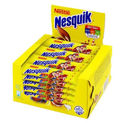 Kakava tirpi Nesquik 28 vnt * 13,85 g