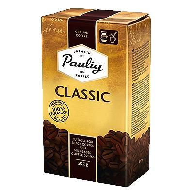 Kava malta Paulig Clasic  500 g