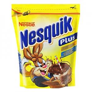 Šokolad. gėrimas NESTLE NESQUIK 600 g