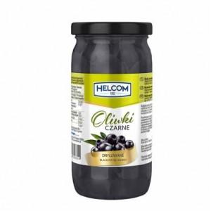 Alyvuogės juodos b.k. HELCOM,  935 g / 450 g