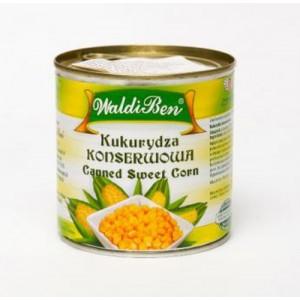 Kukurūzai konservuoti, 420 g / 260 g