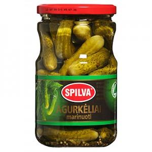 Agurkėliai  Spilva, 330 g / 190 g