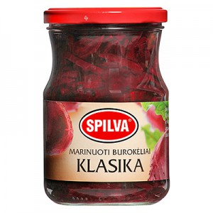 Burokėliai Spilva, 570 g / 330 g