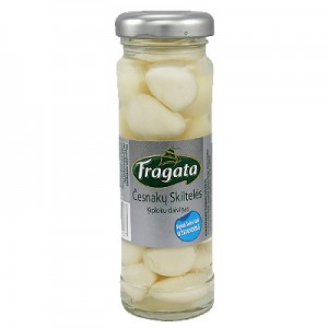 Česnakų skiltelės Fragata   100 g / 70 g