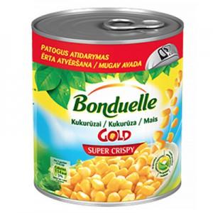 Kukurūzai kons. BONDUELLE, 340 g / 285 g