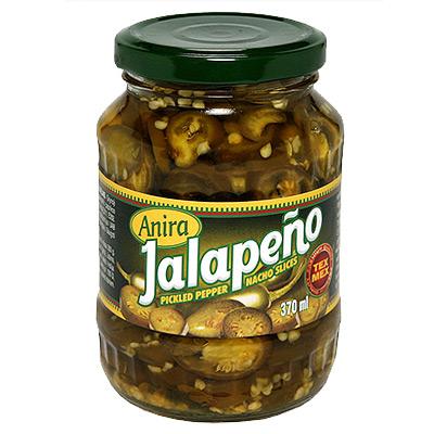 Paprika Jelapeno Anira  350 g / 190 g