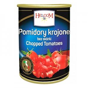 Pomidorai kapoti,smulkinti 2,5 kg / 1,5 kg