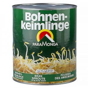 Sojų daigai Paramonga  2,9 kg / 1,5 kg