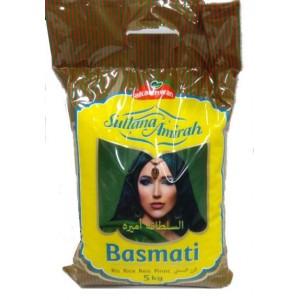 Ryžiai Basmati SULTANA AMIRAH, 5 kg