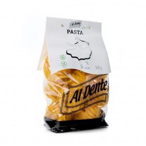 "Makaronai Tagliatelle be glitimo ""Al Dente"", 500 g"