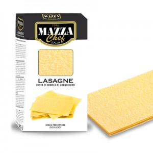 Makaronai lazanija MAZZA IT, 500 g