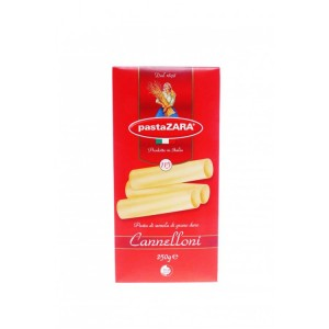 Makaronai Cannelloni PASTA ZARA IT, 250 g