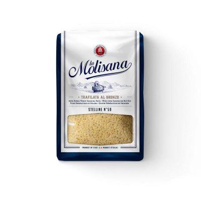 Makaronai žvaigždutės (Stelline) La Molisana, 500 g