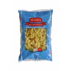 Makaronai kaspinėliai (Farfalle) MAZZA Italija, 500 g