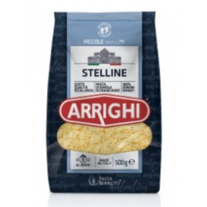 Makaronai žvaigždutės Arrighi, 500 g