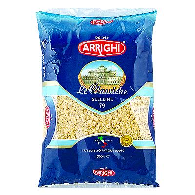 Makaronai žvaigždutės Arrighi 500 g