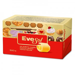 Margarinas EVE 80 %  500 g