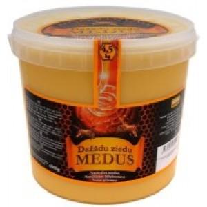 Medus naturalus, 4,5 kg