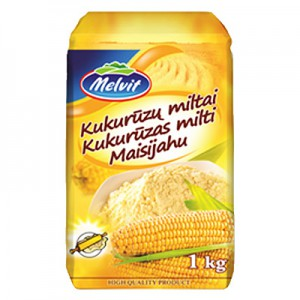 Kukurūzų miltai, 1 kg