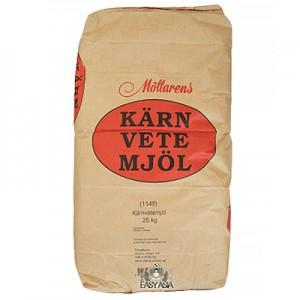 Kvietiniai miltai picai (Švedija) 25 kg