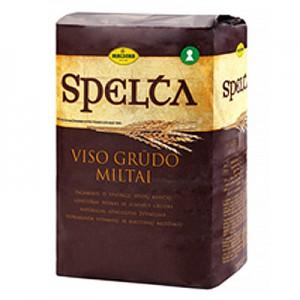 Kvietiniai miltai SPELTA tamsūs, MALSENA, 1 kg