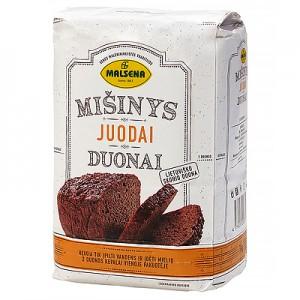 Miltų mišinys juodai duonai, 1 kg